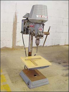 Delta 11-100 Drill Press