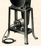 Delta Band Saw Open Stand
