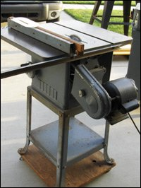 Delta 8 Inch Table Saw