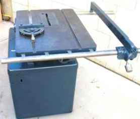 "Boice Crane 10"" Table Saw"