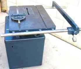 """Boice Crane 10"""" Table Saw"""