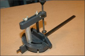 Craftsman Miter Gauge with Clamp Handle