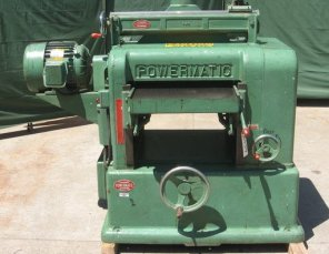 "Powermatic 20"" Planer"