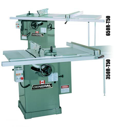 General 650 Table Saw
