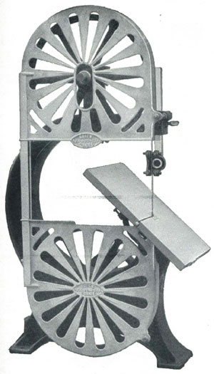 Boice Crane 14&quot; Band Saw