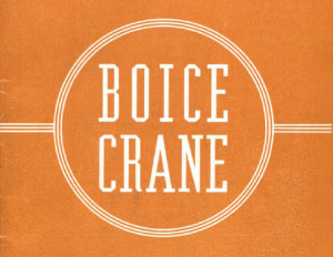 Boice Crane Woodworking Tools At Old Woodworking Tools Net