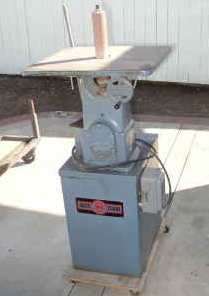 Boice Crane Spindle Sander