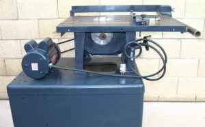 "Boice Crane 10"" Model 2500 Table Saw"