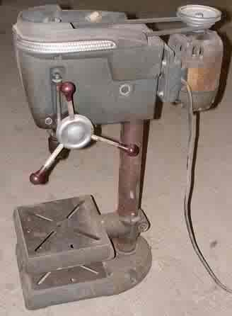 Crafsman 15 Inch Bench Model Drill Press
