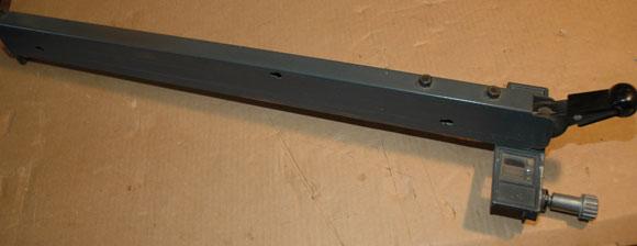 Craftsman Cam Lock Rip Fence with Micro Adjust
