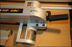 Craftsman Table Saw Align a Rip XRC