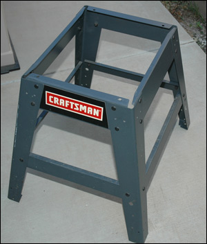 Craftsman Table Saw Stand