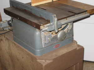 Craftsman 8 Inch Table Saw