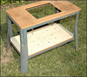 Craftsman Saw Stand