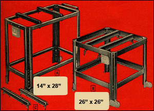 Craftsman Tool Stands