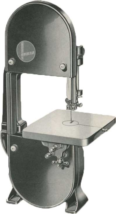 1937 Delta 1- Inch Band Saw No. 768