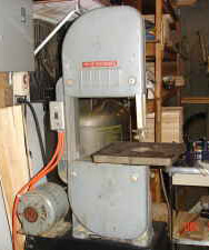 Delta Homecraft Band Saw