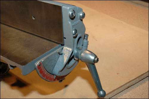"Delta Homecraft 4"" Jointer Fence"