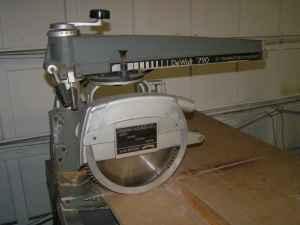 Dewalt 790 Radial Arm Saw