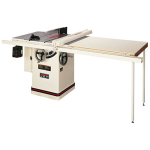 "Jet 10"" Cabinet Table Saw Model JTAS-10XL"
