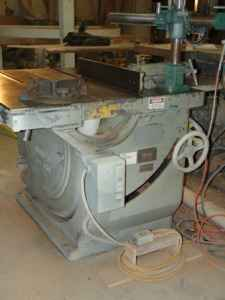 Oliver 260 D Table Saw