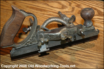 Stanley NO. 45 Combination Plane