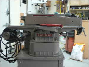 Delta Combo Jointer