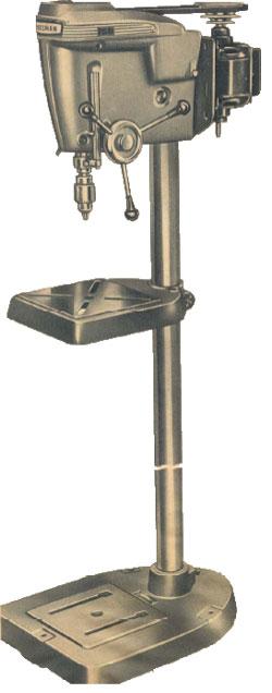 """Craftsman 15 1/2"""" Drill Press 1966"""