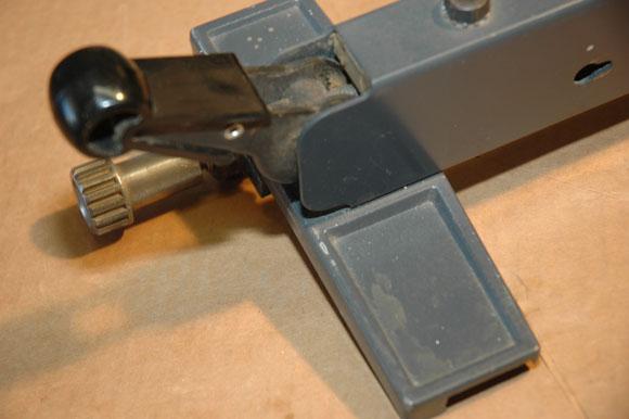 Craftsman Cam Lock Rip Fence