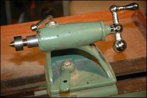 Delta 1460 Wood Lathe - Old-Woodworking-Tools net