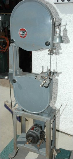 Delta Band Saw 1949 Model No 28 207