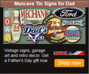 Great American Mancave
