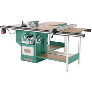 """Grizzly 10"""" Cabinet Saw Model G0651"""