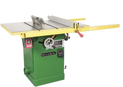 Woodtek Hybrid Table Saw