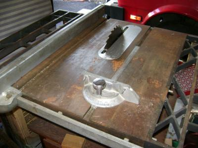10 Craftsman Belt Driven Table Saw