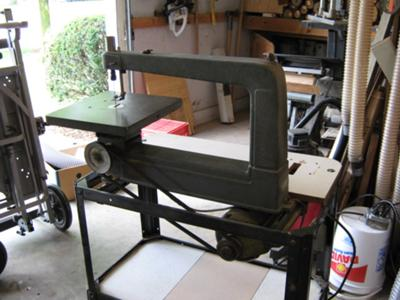 Craftsman 103.23151 Scroll Saw