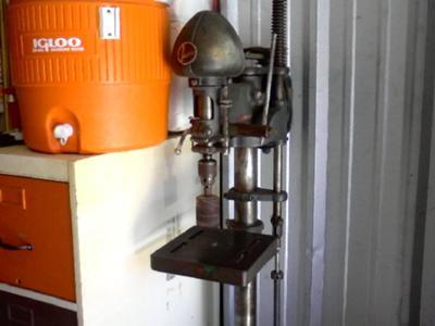 1934 Delta Drill Press