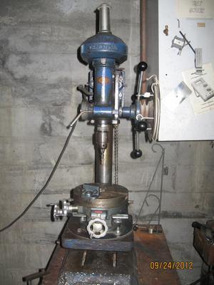 1940's Craftsman Drill Press