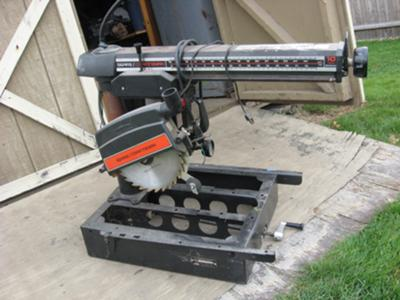 am trying to sell this saw, but i can't seem to find a collector or