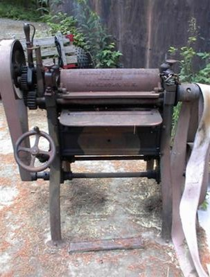 Charles Buss & Sons Planer