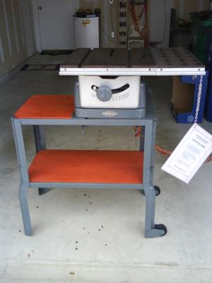 Craftsman Bench Saw Model #103.22160