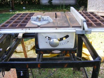 Craftsman (King Seeley Corp.) 8 Inch Table Saw