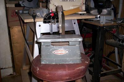 Craftsman Magnetic Jig Saw and Jointer