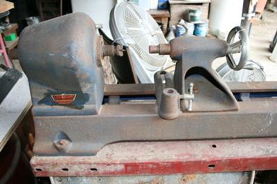 Craftsman Wood Lathe - Head Stock