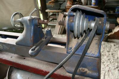 Craftsman Wood Lathe