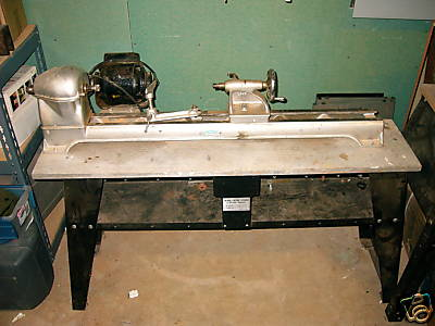 Craftsman Wood Lathe model 101.06242