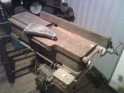 Craftsman4 Quot Jointer Model 103 21861