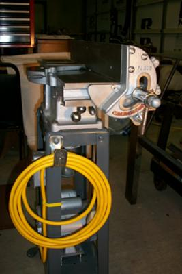 Delta 4 inch jointer (37-290) restored