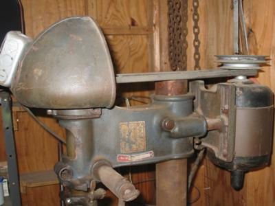 Delta Milwaukee Drill Press