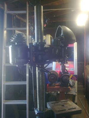 Delta Milwuakee DP220 Floor Standing Drill Press